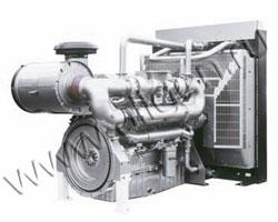 Дизельный двигатель Perkins 2806C-E18TAG2 мощностью 607 кВт
