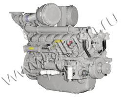 Дизельный двигатель Perkins 4012-46TAG2A мощностью 1395 кВт
