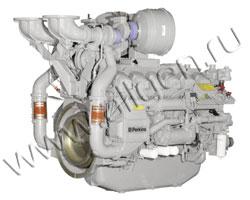Дизельный двигатель Perkins 4012-46TWG3A мощностью 1263 кВт