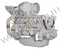Дизельный двигатель Perkins 4012-46TWG4A мощностью 1342 кВт