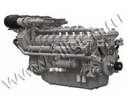 Дизельный двигатель Perkins  4016- 61TRG2 мощностью 1985 кВт