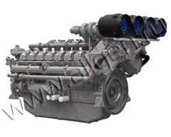 Дизельный двигатель Perkins 4016-61TRG2 мощностью 1895 кВт