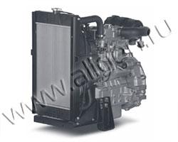 Дизельный двигатель Perkins 403A-11G1 мощностью 10 кВт