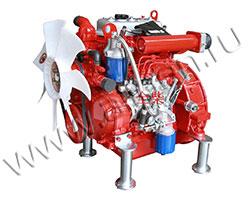 Дизельный двигатель Quanchai QC380D мощностью 10 кВт