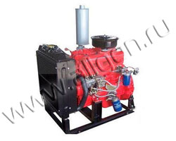 Дизельный двигатель Quanchai QC4102D мощностью 33 кВт