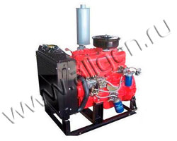 Дизельный двигатель Quanchai QC4105D мощностью 38 кВт