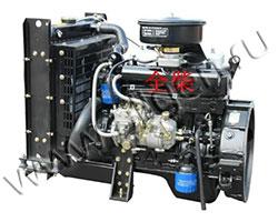 Дизельный двигатель Quanchai QC480D мощностью 14 кВт