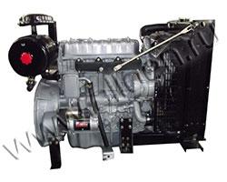 Дизельный двигатель Quanchai QC490D мощностью 22 кВт