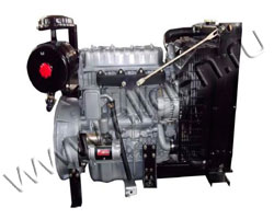 Дизельный двигатель Quanchai QC498D мощностью 25 кВт