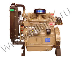 Дизельный двигатель Ricardo YTRC2108D мощностью 20 кВт