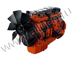 Дизельный двигатель Scania DC9 65A (10-93) мощностью 242 кВт