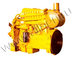 Дизельный двигатель SDEC  SC11C300D мощностью 221 кВт