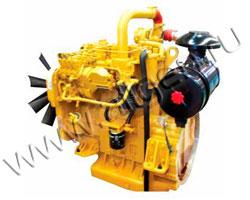Дизельный двигатель SDEC 4HT4.3-G21 мощностью 56 кВт
