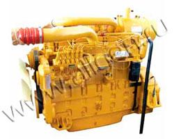 Дизельный двигатель SDEC  SC8D160D мощностью 116 кВт
