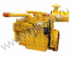 Дизельный двигатель SDEC 6HTAA6.5-G22 мощностью 175 кВт