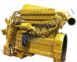 Дизельный двигатель SDEC 12V135AZLD-1 мощностью 373 кВт