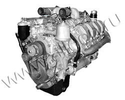 Дизельный двигатель ТМЗ 8435.10 мощностью 324 кВт