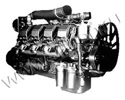 Дизельный двигатель ТМЗ 8481.10 мощностью 261 кВт