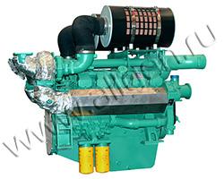 Дизельный двигатель TSS Diesel TDG 556 10VTE мощностью 612 кВт