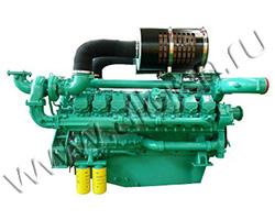 Дизельный двигатель TSS Diesel TDG 701 16VTE мощностью 771 кВт