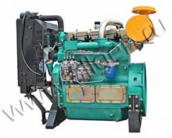 Дизельный двигатель TSS Diesel TDK-N 66 4LT (N4105ZLDS) мощностью 73 кВт