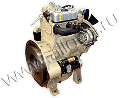 Дизельный двигатель TSS Diesel TDQ 12 3L мощностью 18 кВт