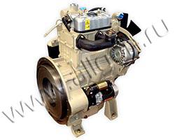Дизельный двигатель TSS Diesel TDL 17 2L мощностью 19 кВт