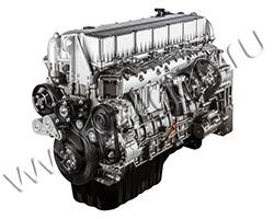 Дизельный двигатель TSS Diesel TDS 307 6LTE мощностью 338 кВт