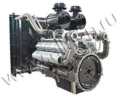 Дизельный двигатель TSS Diesel TDS 555 12VTE мощностью 610 кВт