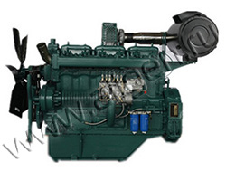 Дизельный двигатель TSS Diesel TDW 339 6LTE мощностью 373 кВт