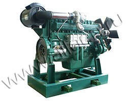 Дизельный двигатель TSS Diesel TDW 432 6LTE мощностью 472 кВт