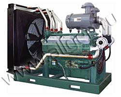 Дизельный двигатель TSS Diesel TDW 618 12VTE мощностью 680 кВт