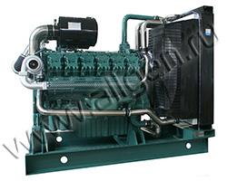 Дизельный двигатель TSS Diesel TDW 682 12VTE мощностью 750 кВт