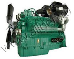 Дизельный двигатель TSS Diesel TDW 880 12VTE мощностью 968 кВт