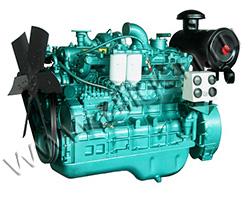 Дизельный двигатель TSS Diesel TDY 103 6LT мощностью 113 кВт