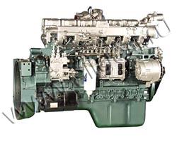 Дизельный двигатель TSS Diesel TDY 235 6LT мощностью 258 кВт