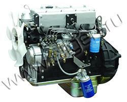 Дизельный двигатель TSS Diesel TDY 25 4L мощностью 28 кВт