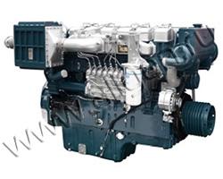 Дизельный двигатель TSS Diesel TDY 441 6LTE мощностью 485 кВт