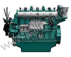 Дизельный двигатель TSS Diesel TDY 680 6LTE мощностью 748 кВт