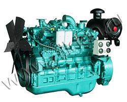 Дизельный двигатель TSS Diesel TDY 90 6LT мощностью 99 кВт