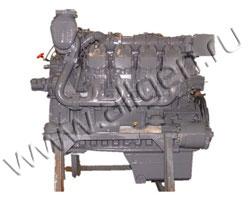 Дизельный двигатель Wudong WD258D22 мощностью 253 кВт