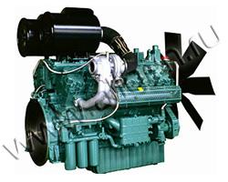 Дизельный двигатель Wudong WD327TAD78 мощностью 858 кВт