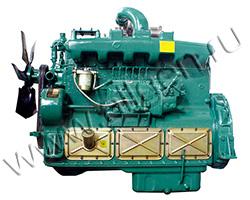 Дизельный двигатель Wuxi WD129TAD23 мощностью 259 кВт