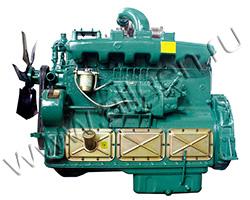 Дизельный двигатель Wuxi WD145TAD30 мощностью 340 кВт