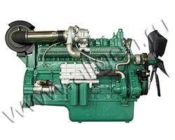 Дизельный двигатель Wuxi WD164TAD45 мощностью 495 кВт