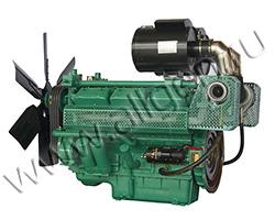 Дизельный двигатель Wuxi WD269TAD48 мощностью 530 кВт
