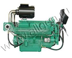 Дизельный двигатель Wuxi WD269TAD56 мощностью 616 кВт