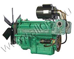 Дизельный двигатель Wuxi WD269TD38 мощностью 420 кВт