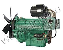 Дизельный двигатель Wuxi WD287TAD61L мощностью 680 кВт