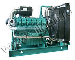 Дизельный двигатель Wuxi WD305TAD68 мощностью 750 кВт
